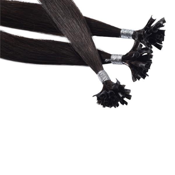 Close up van Penelope - Diamond Series hairextensions van Perfect Hair
