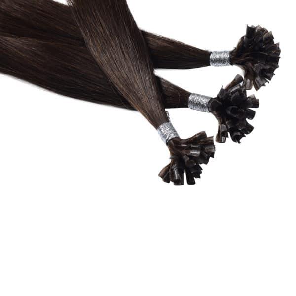 Close up van Kim - Diamond Series hairextensions van Perfect Hair
