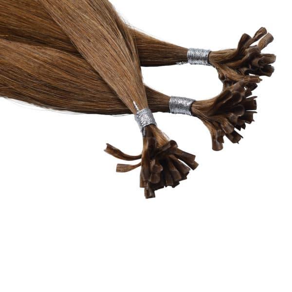 Close up van Kate - Diamond Series hairextensions van Perfect Hair