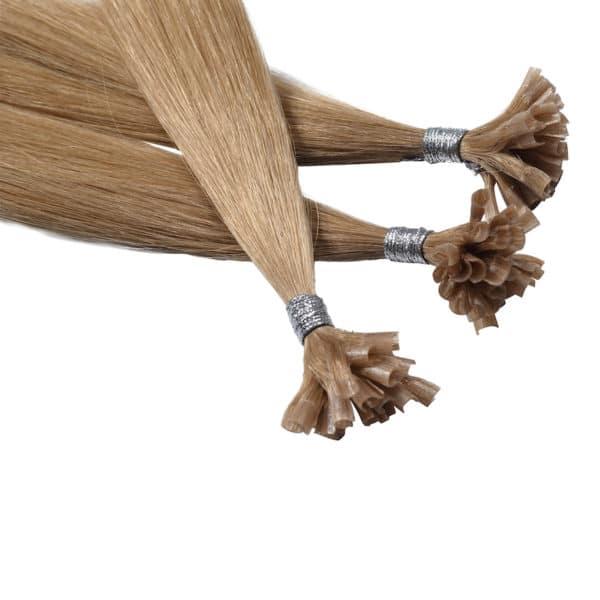 Close up van Mila - Diamond Series hairextensions van Perfect Hair