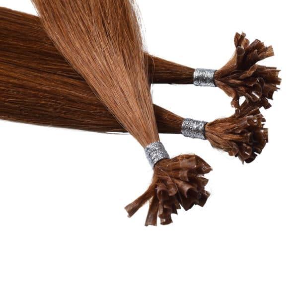 Close up van Natalia - Diamond Series hairextensions van Perfect Hair