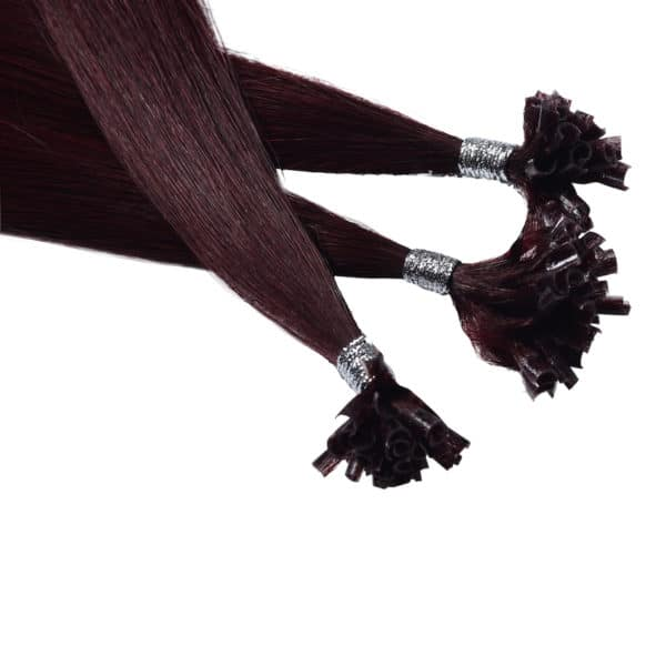 Close up van Daphne - Diamond Series hairextensions van Perfect Hair