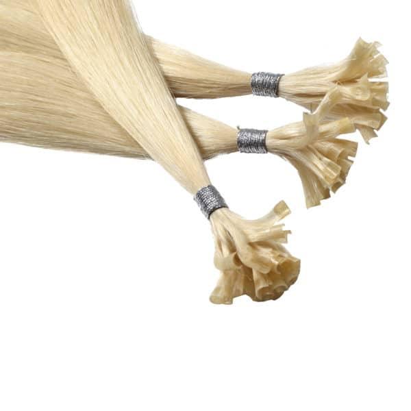 Close up van Corina - Diamond Series hairextensions van Perfect Hair