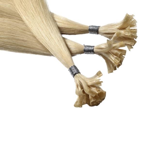 Close up van Sofie - Diamond Series hairextensions van Perfect Hair