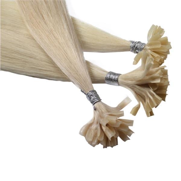 Close up van Allison - Diamond Series hairextensions van Perfect Hair
