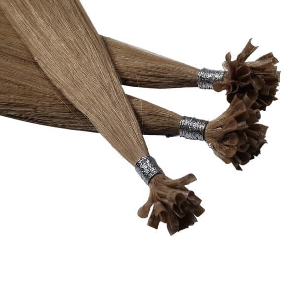Close up van Veronika - Diamond Series hairextensions van Perfect Hair