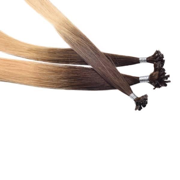 Close up van Monica - Diamond Series hairextensions van Perfect Hair