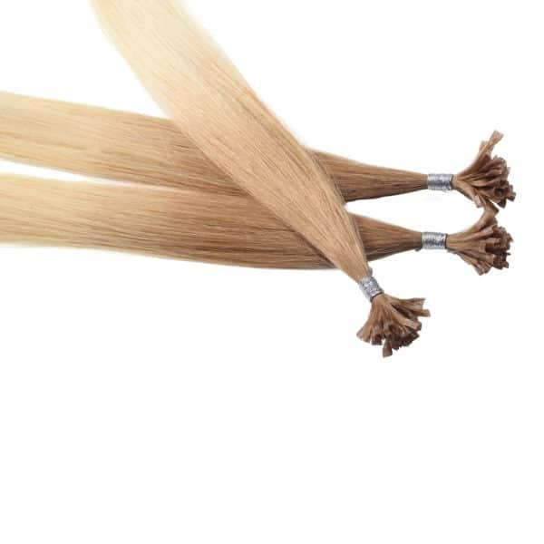 Close up van Khloe - Diamond Series hairextensions van Perfect Hair